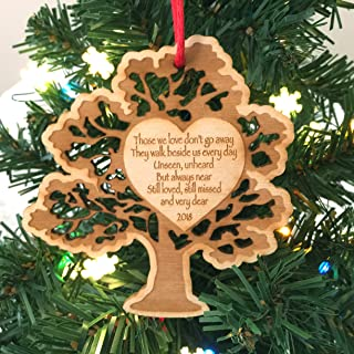 In Memoriam of a Loved One Christmas Ornament 2019