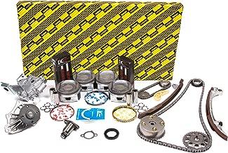 Evergreen OK2040G/2/2/2 02-06 Toyota RAV4 Highlander Camry Solara 2.4L DOHC 2AZFE Engine Rebuild Kit (w/ VVTi Gear)