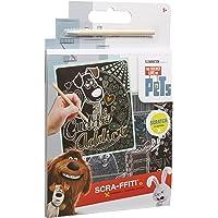 ALEX Toys The Secret Life of Pets Scra-ffiti Pad
