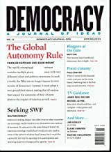 Democracy - A Journal of Ideas - Spring 2009 - No. 12