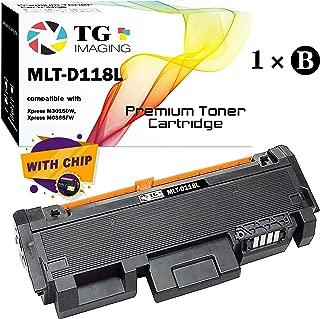 TG Imaging MLT-D118L D118L 4,000 Pages Yield Compatible Black Laser Toner Cartridge For Xpress M3015DW, Xpress M0365FW