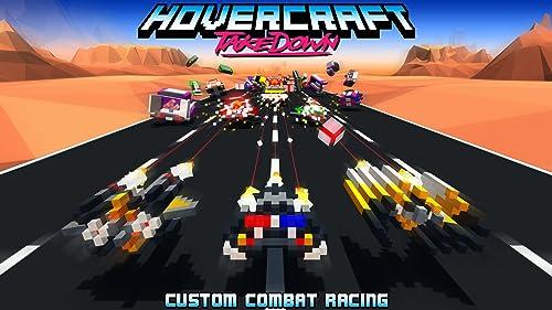 『ホバークラフト:テイクダウン - カスタムコンバットカー』の1枚目の画像