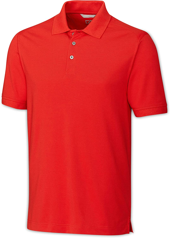 Cutter & Buck CB Drytec Advantage Polo Shirt, Mars, XLT