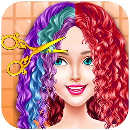 Mode Friseursalon: Der schönste Schönheitssalon! Mode Frisör für Mädchen