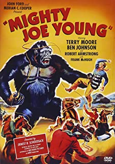 Mighty Joe Young [DVD] [Import]