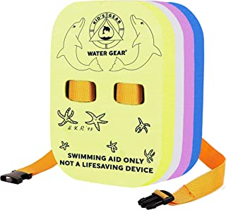 Water Gear Back Training Aid - for Kids and Pool Swimming - Will Promote Swimming Skills and Confidence in The Pool - Comf...