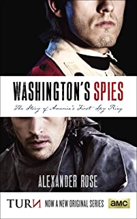 Washington's Spies: The Story of America's First Spy Ring (English Edition)
