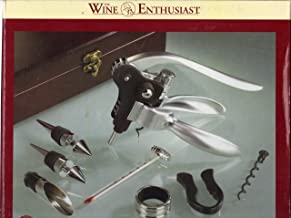 The Wine Enthusiast 9 piece Corkscrew Set with Wood Case