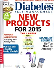 diabetes self management recipes