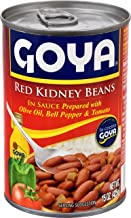 Goya Foods Red Kidney Beans, 15-Ounce (Pack of 24)