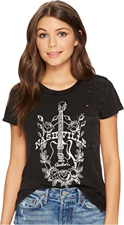 Lucky Brand - Nashville Guitars Tee
