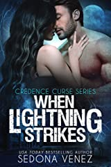 When Lightning Strikes:   Paranormal BBW Shifter Romance (Credence Curse Book 2) Kindle Edition