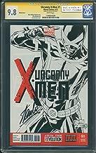 x men comics days of future past 1981