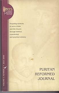 Puritan Reformed Journal, Volume 1, Number 2, July 2009