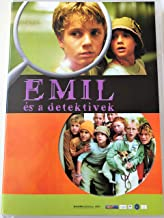 Emil and the Detectives | Emil und die Detektive | Region 2 DVD | Germany 2001 | Hungarian Release | Audio Tracks: German 5.1 DD, Hungarian 5.1 DD | Subtitles : English, German, Hungarian | 97 Min | Widescreen