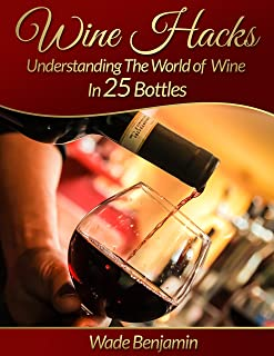 Wine Hacks: Understanding The World of Wine In 25 Bottles (English Edition)