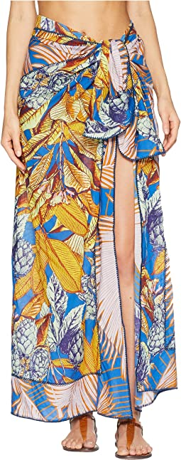 Fearlessly Authentic Pareo Cover-Up