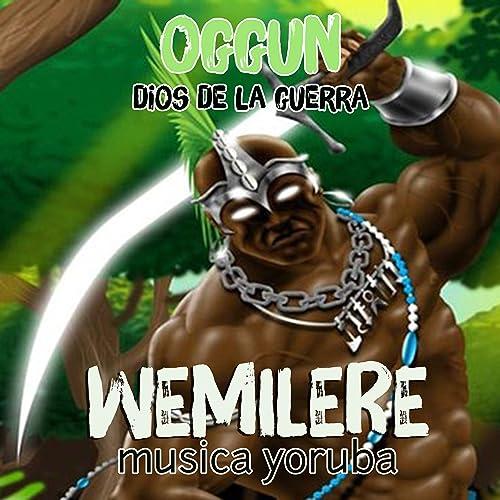 Oggun Dios De La Guerra By Grupo Folclórico Obonekue On Amazon