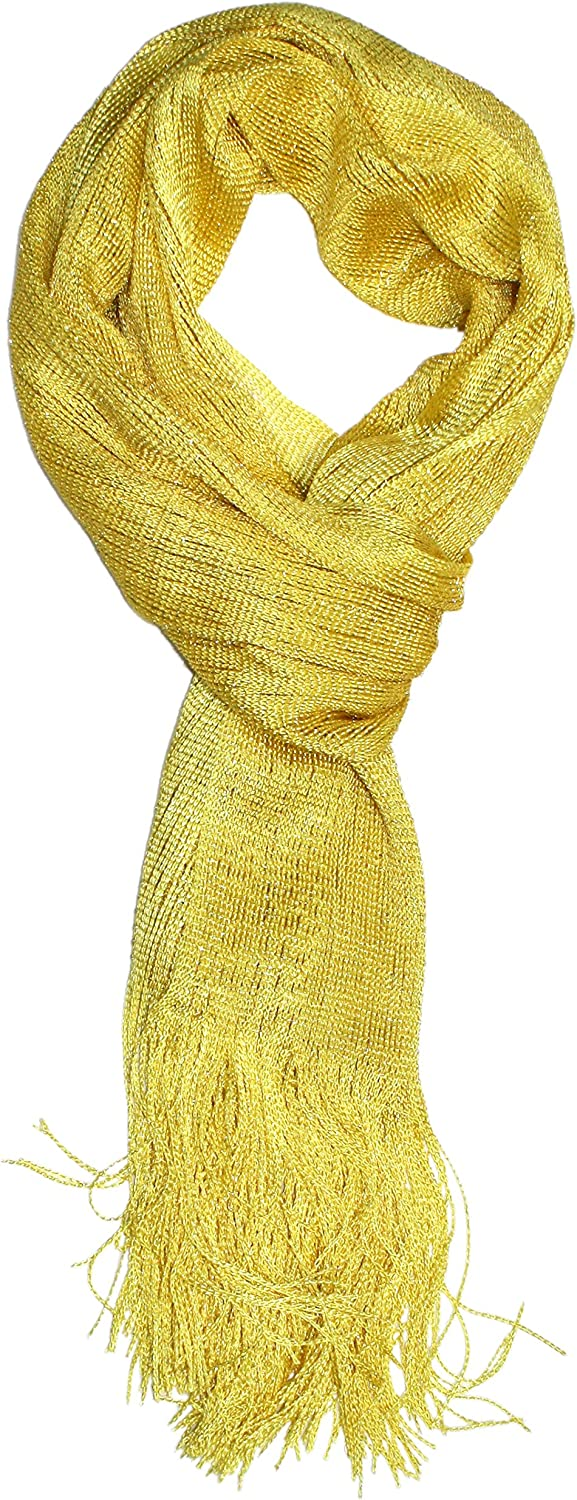 Ted & Jack - Saturday Night Sparkle Knit Shimmer Scarf