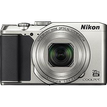 Nikon Coolpix A900 Camera (Silver)
