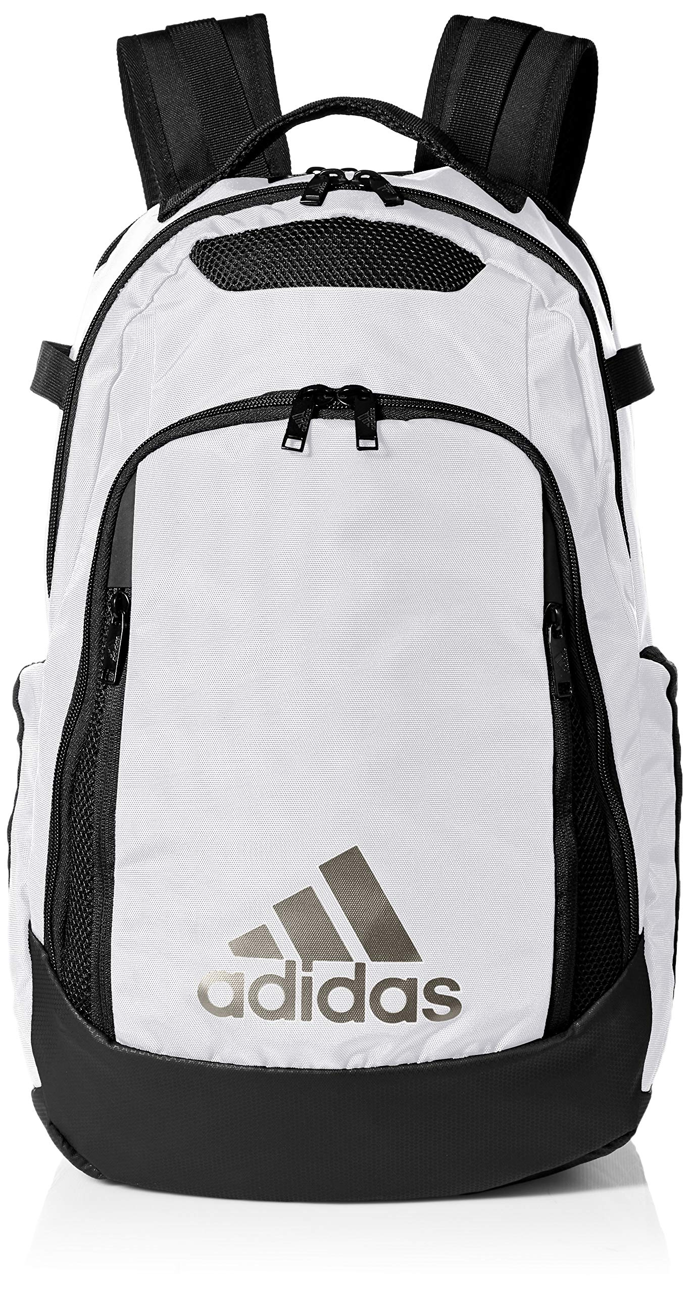 adidas 5 Star Backpack White Black