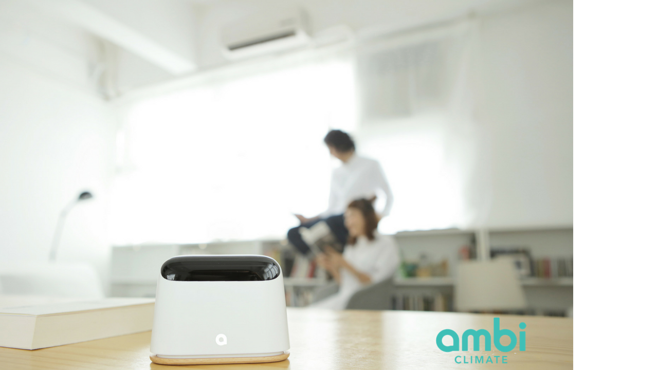 Ambi Climate 2 | A.I. Enhanced Air Conditioner & Heat Pump Controller | Temperature Control Device for Split, Window…