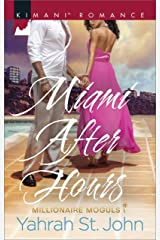 Miami After Hours (Millionaire Moguls Book 1) Kindle Edition