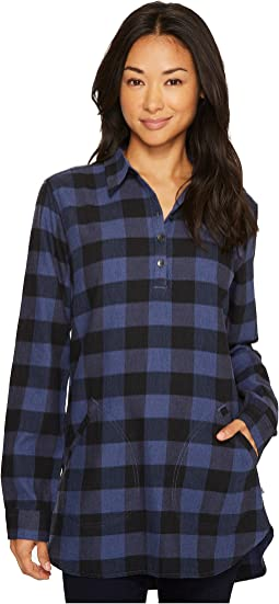 Jackson Plaid Tunic