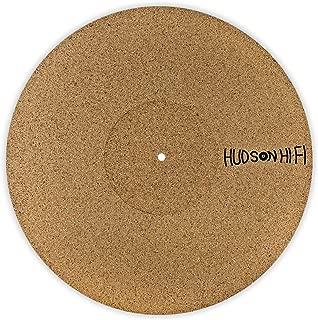 CoRkErY Recessed Turntable Platter Mat | Audiophile Anti-Static Slipmat | 1/8