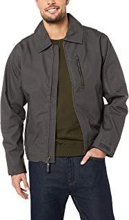 Noble Outfitters Mens WSL Canvas Jacket M Grey