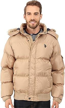 Short Snorkel Jacket