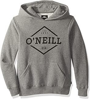 O'NEILL Boys' Big Long Sleeve Logo Pullover Hoodie