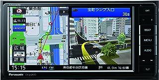 パナソニック カーナビ ストラーダ CN-RA04WD 無料地図更新 フルセグ/VICS WIDE/SD/CD/DVD/USB/Bluetooth 7V型ワイド CN-RA04WD
