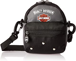 Harley Davidson Minime Backpack, Silver, One Size
