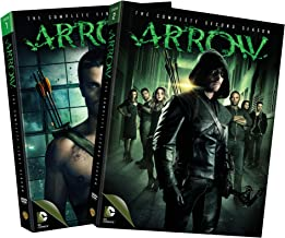 Best arrow season 1 and 2 dvd Reviews
