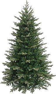 HOLIDAY STUFF European Balsam Fir Artificial Christmas Tree (7ft)