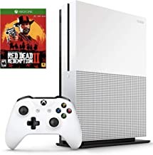 Microsoft Xbox One S 1TB Red Dead Redemption 2 bundle customized by Etekdirect