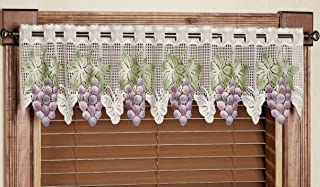 grape valance