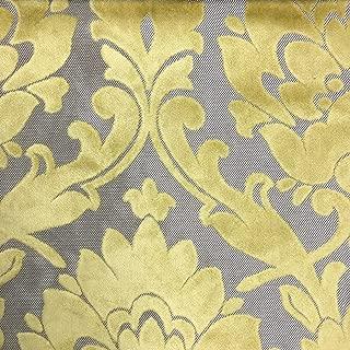 Best damask burnout velvet fabric Reviews