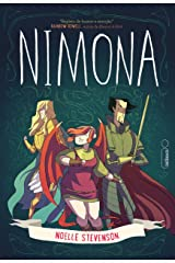Nimona (Portuguese Edition) Kindle Edition