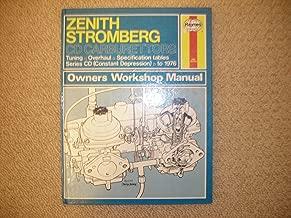 Zenith Stromberg Cd Carburettors Owner S (Haynes Owners Workshop Manuals)