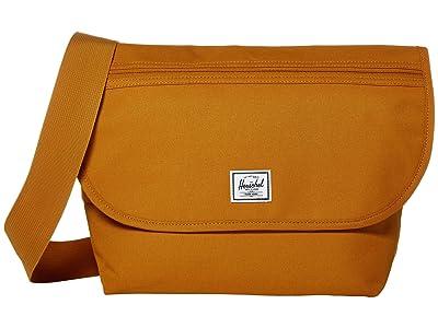 Herschel Supply Co. Grade Mid-Volume (Buckthorn Brown) Messenger Bags