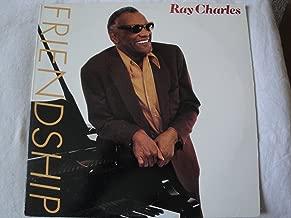 RAY CHARLES - friendship COLUMBIA 39415 (LP vinyl record)