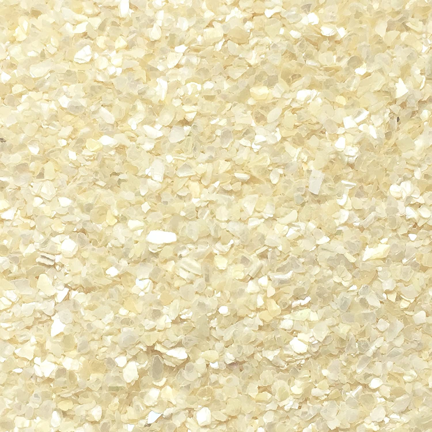 Max 86% OFF Natural Crushed Mother-of-Pearl for A surprise price is realized Woodworking Medium 1 Inlay