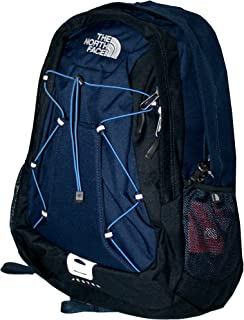 The North Face Womens Jester Laptop Backpack Book Bag (Estate Blue)