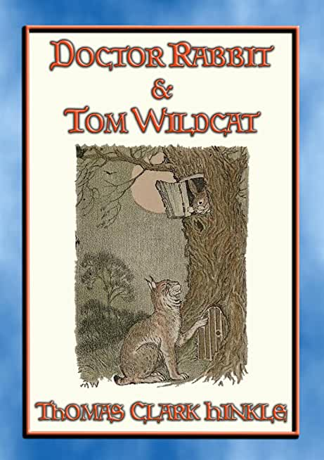 DOCTOR RABBIT and TOM WILDCAT - An illustrated story in the style of Peter Rabbit and Friends (English Edition)
