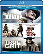 Classic Western Collection (Hondo / Once Upon a Time in the West / True Grit) [Blu-ray]