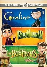 The Boxtrolls / ParaNorman / Coraline