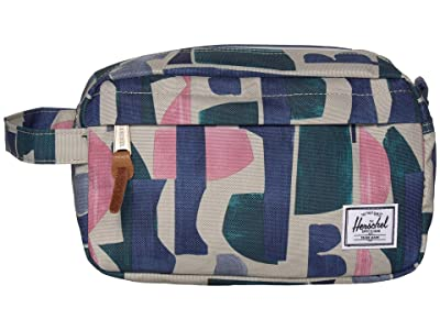 Herschel Supply Co. Chapter (Abstract Block) Toiletries Case