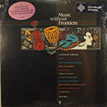 Music Without Frontiers Volume 1